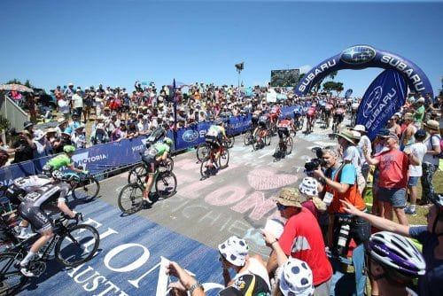 Sport Projects appointed as the event management supplier for the Cadel Evans Great Ocean Road Race